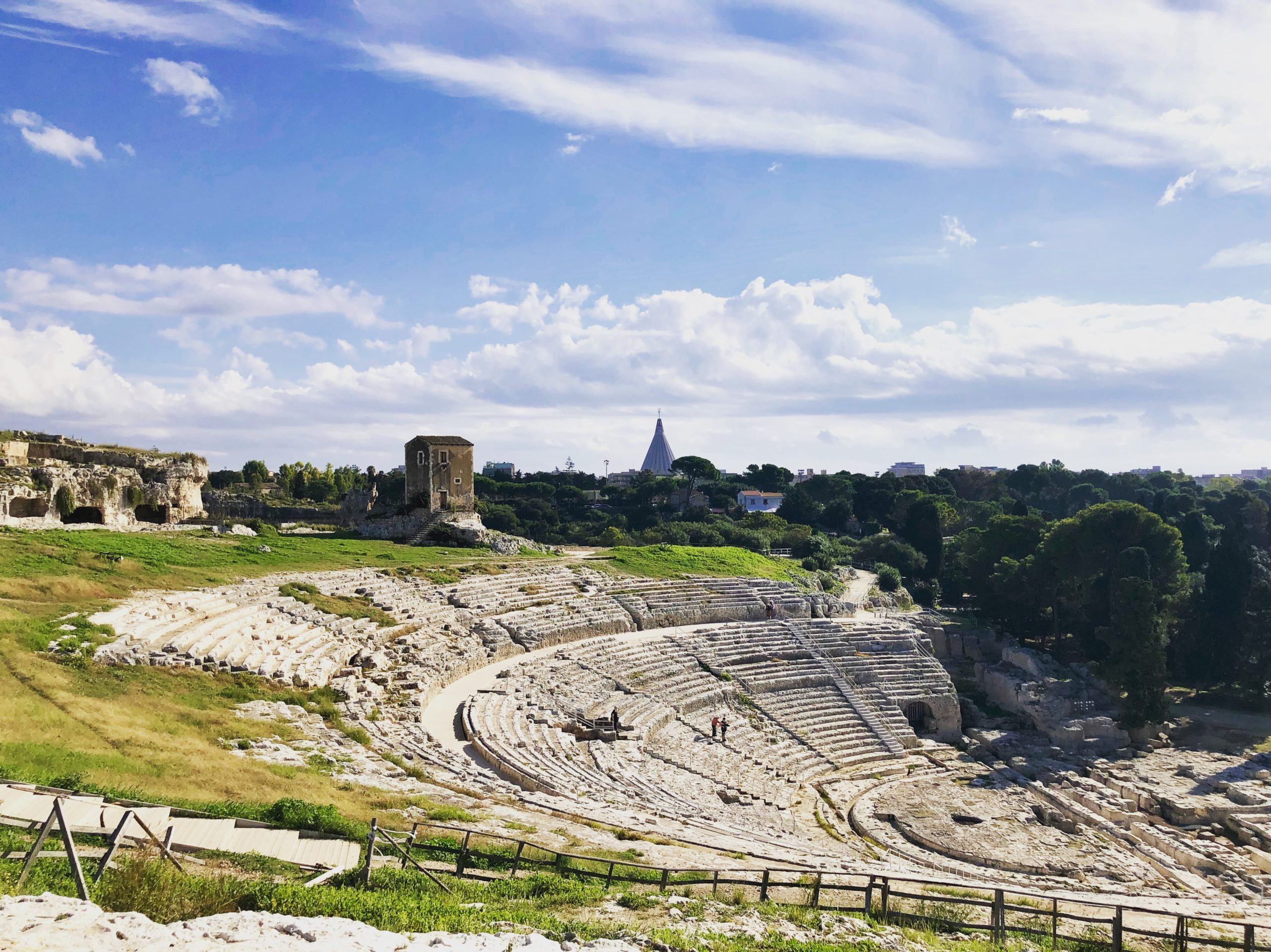 Syracuse's Neapolis Archaeological Park Tour
